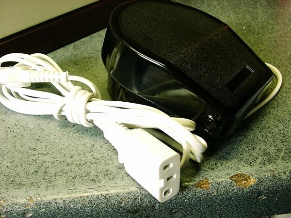 Fußanlasser mit Kabel und Stecker geeignet für Pfaff